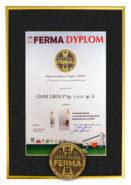 Złoty Medal FERMA dla Calendula balsam