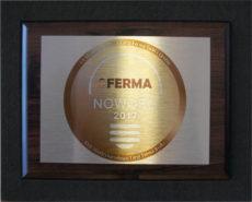 Medal NOWOŚĆ Ferma dla żeli do wymion EVO